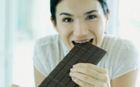 Темный шоколад улучшает умственные способности