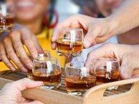 Алкоголь — залог несчастья