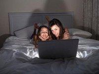 Если пользоваться ноутбуками или планшетами по вечерам, можно впасть в депрессию