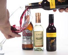 Алкоголь: плюс 100 килокалорий в день