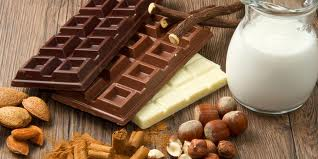 Для получения Нобелевской премии надо есть шоколад и пить молоко