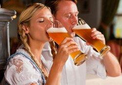 Нечастое употребление алкоголя тоже грозит диабетом