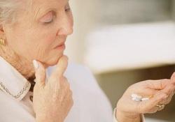 Обнаружен риск падений у пожилых пациентов вследствие приема антидепрессантов