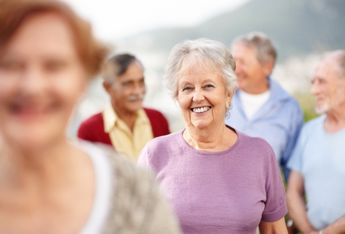 Новое исследование опровергло мнение о склонности к депрессии пожилых людей