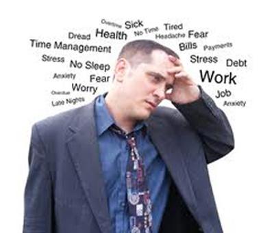 Ежедневный стресс за 10 лет может обеспечить психиатрический диагноз