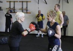 Паркинсонизм в нокауте: боксерская груша помогает бороться с болезнью