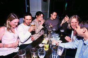Спиртное после работы приводит к ожирению
