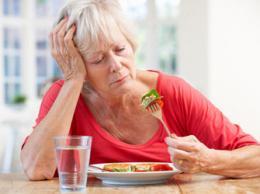 Заеденный стресс затем компенсируется ухудшением аппетита