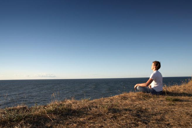 Медитация так же эффективна для лечения депрессии, как и таблетки