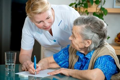Ранние этапы возрастных деменций можно определить психологическим тестом