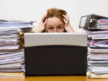 Синдром дефицита внимания у многих людей развивается из-за рабочего режима
