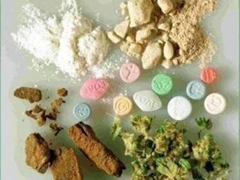 В России за год выявлено 50 видов новых наркотиков