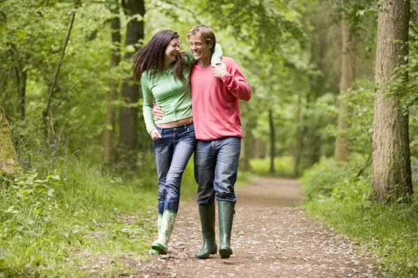 Прогулки способны укрепить мозг