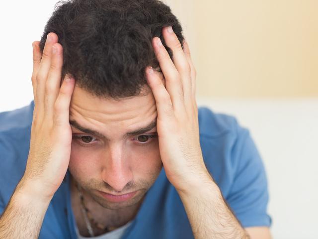 Как вывести мужа из депрессии?
