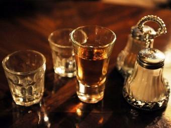 Россия заняла четвертое место в мире по потреблению спиртного