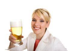 Пиво оказалось полезно для женщин