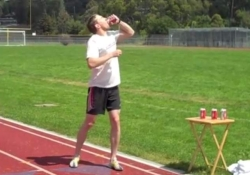 Пиво на длинную дистанцию: бег и алкоголь
