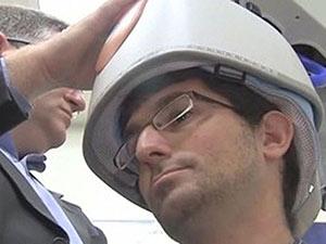 В Израиле разработали шлем для борьбы с депрессией