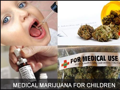 Иллинойс легализовал медицинскую марихуану для детей