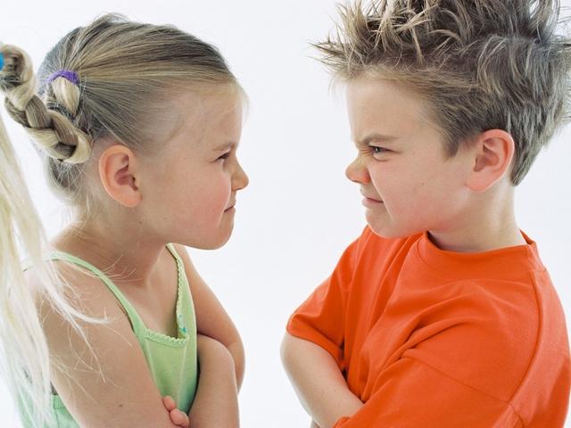 Стресс отражается на строении детского мозга