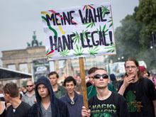 Германия никак не может решиться на легализацию конопли