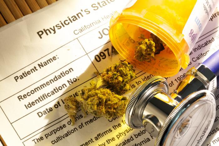 Легализация марихуаны привела к сокращению опиоидных смертей