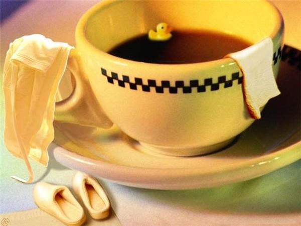 Прекрасный день начинается с чашечки кофе