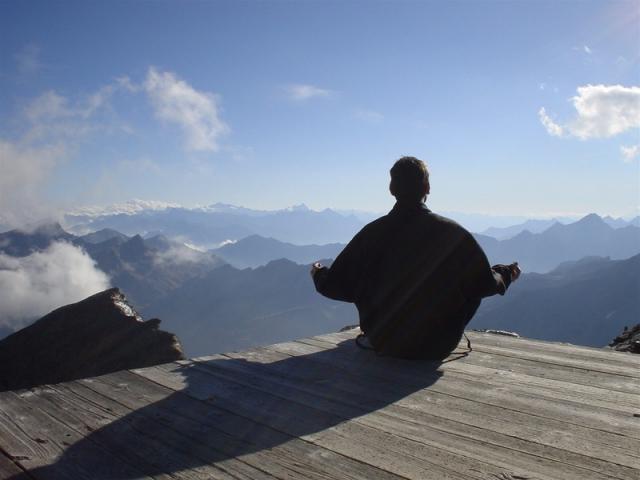 Медитация: у стресса нет шансов