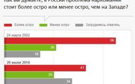 Россияне поддерживают принудительное лечение наркоманов