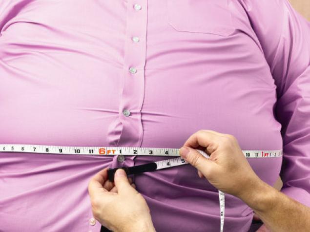 Ожирение в 30 лет приводит к слабоумию, доказали ученые