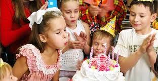 Как подготовить празднование дня рождения ребенка
