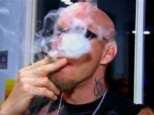 Пассивное курение марихуаны повышает риск развития атеросклероза