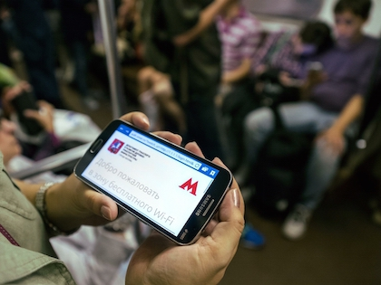 Активность мозга людей повышается, когда они используют смартфоны с сенсорным экраном