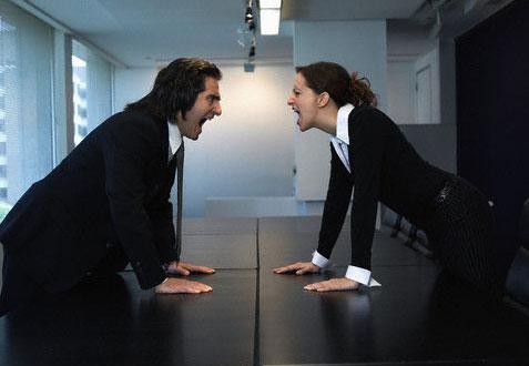 Ученые: конфликты помогают побороть стресс