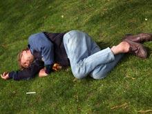 Алкоголь — не лучший способ решения проблем со сном