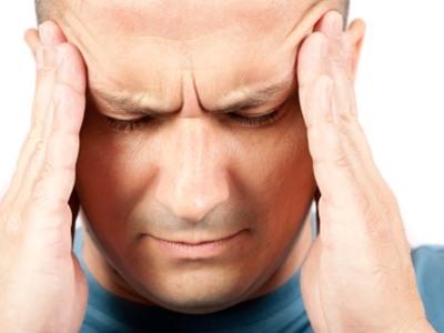 Как массаж снимает приступ мигрени