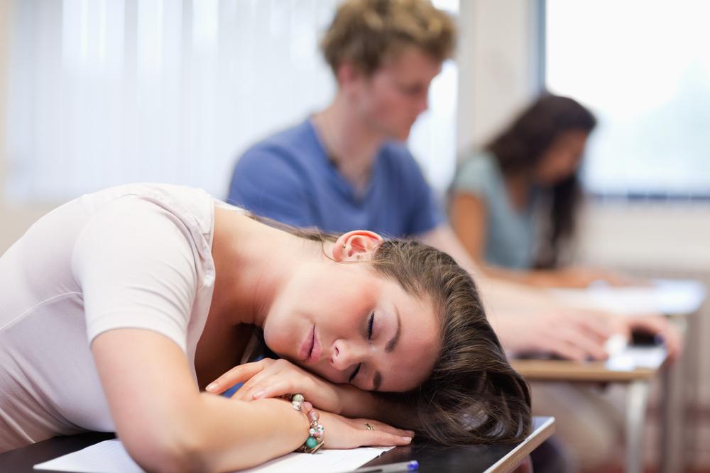 Нехватка сна приводит к самоубийству – ученые