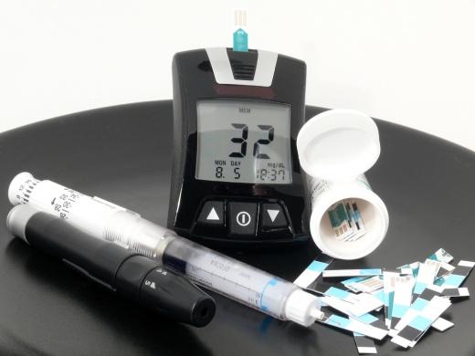 Диабет второго типа может стать причиной психических расстройств
