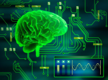 Ученые соединили мозг человека с компьютером