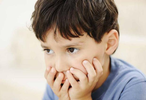 Тревожность родителей может передаваться их детям