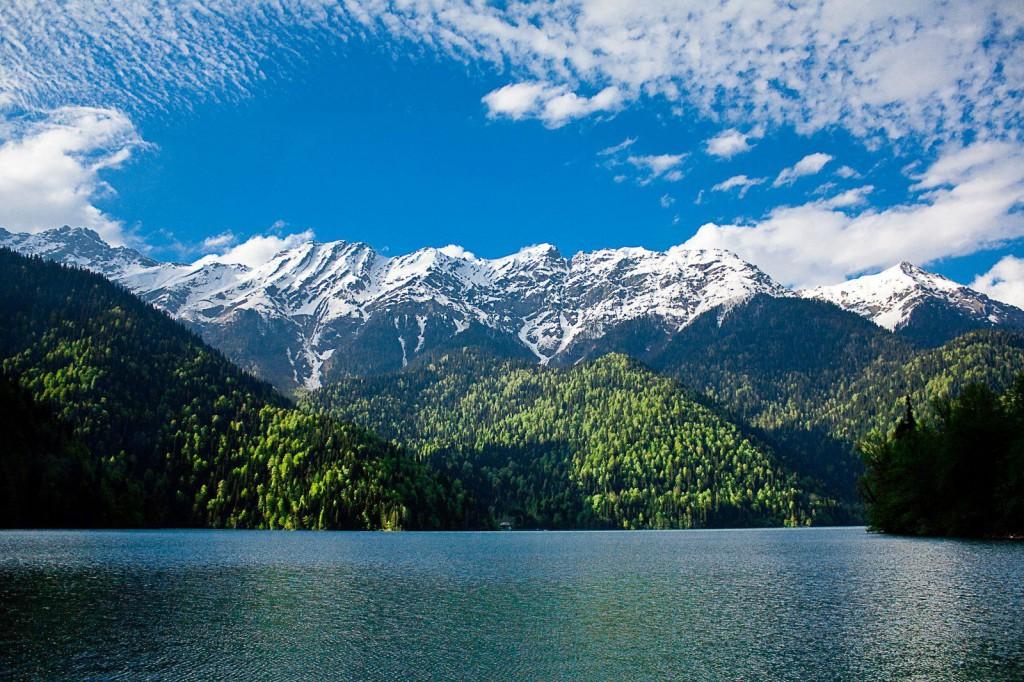 Абхазия летом — рай для туриста