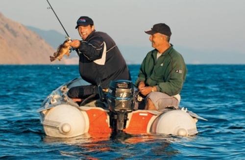 Прелести весенней рыбалки