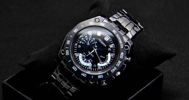 Наручные часы – важный мужской аксессуар