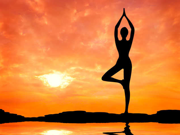 Йога при невралгии