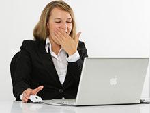 Нехватка сна приводит к проблемам с самоконтролем