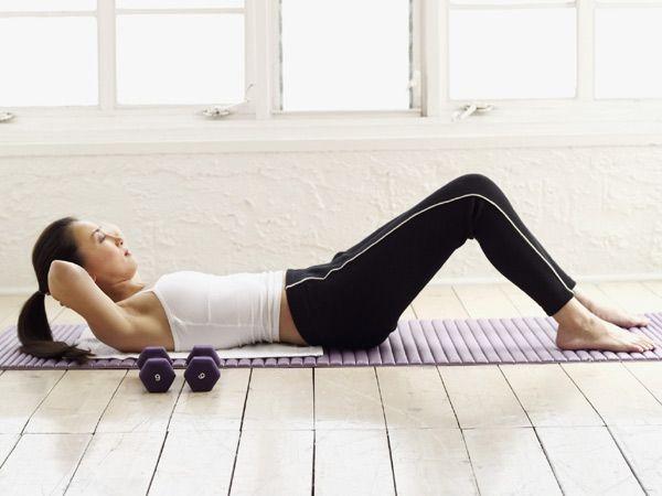 Комплекс упражнений, который избавит от стресса за 10 минут