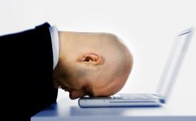 Сидячая работа развивает бессонницу и психоз