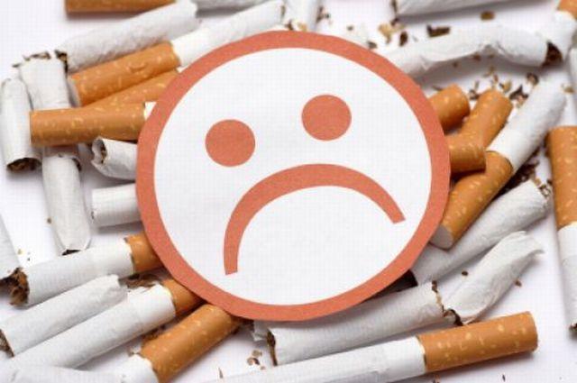 Курящие часто болеют психических заболеваний