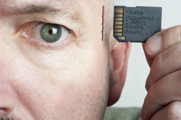 Человек «извлекает» воспоминания в определенной точке мозга