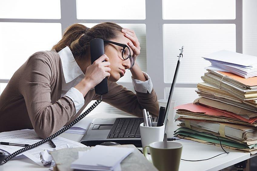 Одна из причин близорукости: стресс